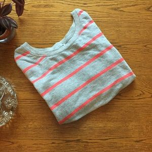💕Striped Crew Sweater